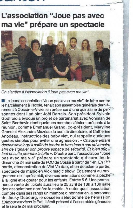 Presse 2016